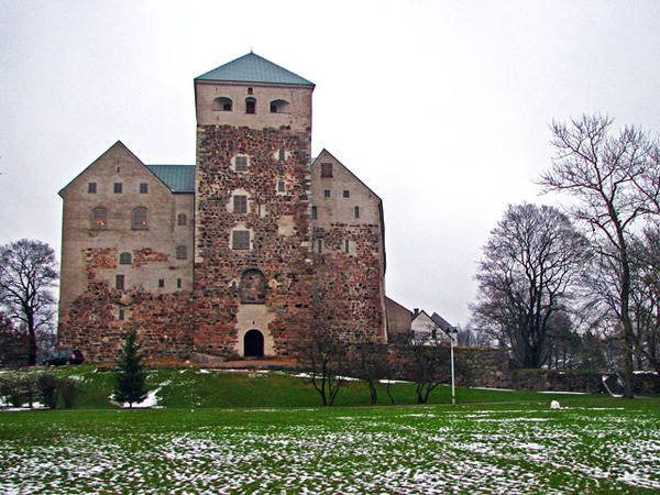 Turun linna, Turku